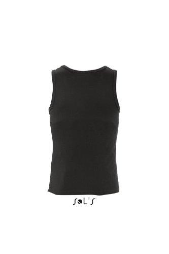 Sols - Mojito - Herren Tank Top , Black , L