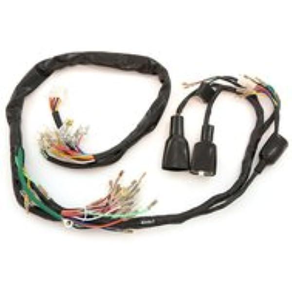 [DIAGRAM_4PO]  Amazon.com: Main Wiring Harness - 32100-390-010 - Compatible with Honda  CB550F CB550 Super Sport: Automotive | Honda Cb550 Wiring Harness |  | Amazon.com