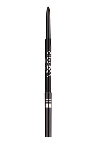 Chambor Stay On with Waterproof Kohl Pencil, No.01 Blackest Black, 0.28g
