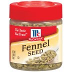 McCormick Fennel Seed .85OZ (Pack of 18)
