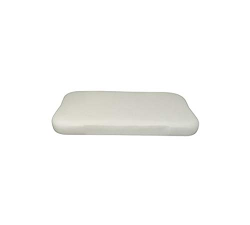 (3G Front Seat Bottom Assembly- White for EZGO TXT Golf Carts)