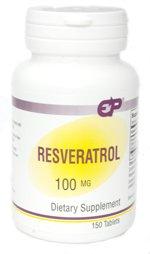 EP Resveratrol 100mg 150 tabs