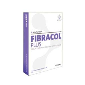 Fibracol Plus Collagen Wound Dressing with Alginate, (1 Box, 6 Each)