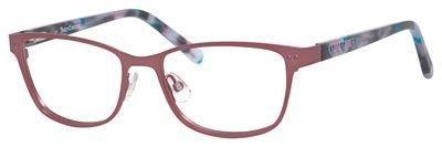 Violet Juicy Couture - Juicy Couture Juicy 926 00AE Rose Tortoise Violet Eyeglasses