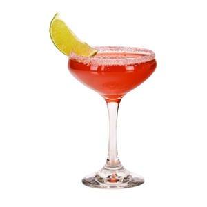 Libbey 3055 Perception 8.5 Ounce Cocktail Coupe Glass - 12 / CS