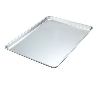 Winco ALXP-1622 Aluminum Sheet Pan, 16 X 22-In - Sheet Pans-ALXP-1622 - 2/3 Baking Pan