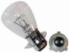 2 Headlight Bulbs Model - N2 H290701 (2)ATV Headlight Bulbs 12 Volts, 45 Amps/Watts – See Selected Part Numbers and Models
