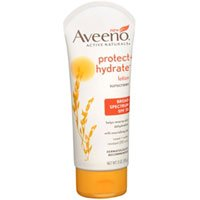 Aveeno Active Naturals Protect Plus Hydrate Lotion SPF 70, 3 oz (Pack of 4)