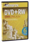 Memorex 4.7GB Video-Mode DVD+RW Media (Single) (Discontinued by Manufacturer) by Memorex