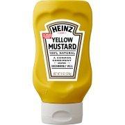 Heinz Yellow Mustard, 8 oz, 2 Packs by Heinz