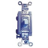 PASS & SEYMOUR LVS-1-W Wall Toggle Switch White MOMENTARY 3AMP SPDT -
