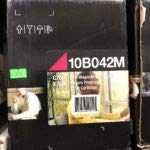 Lexmark 10B042M High-Yield Toner, 15000 Page-Yield, ()