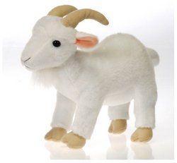 (Fiesta Wild Animals Series 9'' Standing Goat)