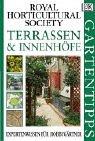 DK Gartentipps, Terrassen und Innenhöfe