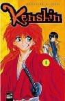Kenshin le vagabond, tome 1 : Kenshin, dit Battosaï Himura par Nobuhiro