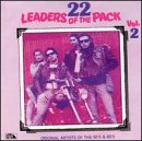 22 wholesale Leaders of the Pack Vol. 2: and Artists Original Ranking TOP3 50's