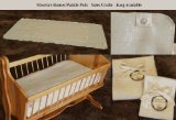 Holy Lamb Organics Wool Moisture Barrier Protector Pad- Cradle and Bassinet Size by Holy Lamb Organics