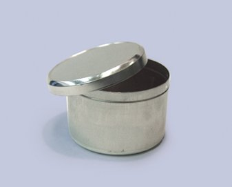 Qty. of 50 32 oz. Deep Tin Container by Buckeye Shapeform