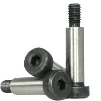 Shoulder Diameter: 3//4 inch Black Oxide Heat Treated Alloy Steel 5//8-11 Thread Size Socket Head Shoulder Screw 3//4 inch x 2 inch Quantity: 10 pcs Shoulder Length: 2