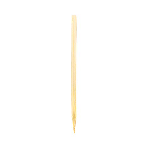 Bamboo Spear, Food Spear, Skewer Spear - 6'' - Great for Shrimp and Kabobs - 1000ct Box - Restaurantware by Restaurantware (Image #4)