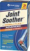 Vitamin World Double Strength Capsules Joint Soother® 120 Capsules