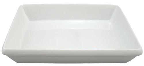 BIA Cordon Bleu 3-1/2-Quart Rectangular Baker, White