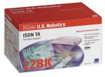 3Com U.S. Robotics ISDN Pro Terminal Adapter with USB and RS232 Serial Cable