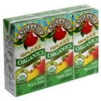 Apple & Eve Organic Juice, Apple, 6.75 Ounce, 3 Boxes (Pack of 9)