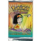 Pokemon Gym Heroes American Trading Card Game Booster Pack Photo - Pokemon Gaming