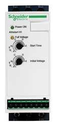 (Soft Start, 110-460VAC, 12A, 1 or 3Phase)