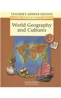 Read Online Pacemaker World Geography and Cultures (Teacher's Edition) PDF