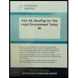 img - for LMS Integrated for MindTap Business Law, 1 term (6 months) Printed Access Card for Miller/Cross' The Legal Environment Today, 8th book / textbook / text book