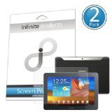 Infinite Products VectorGuard Screen Protection Film for Samsung Galaxy Tab 10.1-2 Pack (GT10-SP-2C)