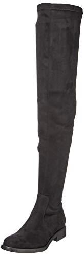 000 Socks Cuissardes Pollini Noir Elastic Femme Cpwn0Xq7