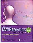 Discovering Mathematics 7A Textbook (Common Core series)