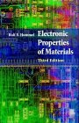 Electronic Properties of Materials, Hummel, R.E., 3540548394