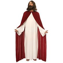Jesus Costume - X-Large - Chest Size (50's Costumes For Guys)
