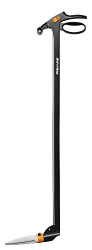 Fiskars Rasenkantenschere Servo-System mit Stiel 113690