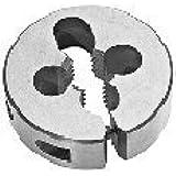 """Metric Thread Round Die, High Speed Steel 19.0mm -1.50 X 1-1/2""""OD"""