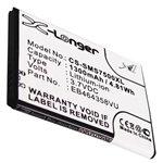 Cheap Replacement Batteries Battery Samsung GT-S7500, Galaxy Ace Plus, GT-S6500, GT-S6500D, Galaxy M, Li-ion, 1300..