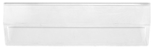 Quantum WUS240 Plastic Window for QUS240, Clear, Case of 6
