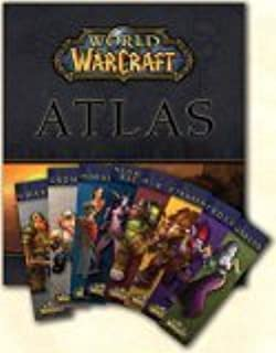 World Of Warcraft Atlas Gift Pack