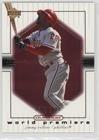 Jimmy Rollins #/2,000 (Baseball Card) 2001 Upper Deck Ovation - [Base] #88 - 2000 2001 Upper Deck
