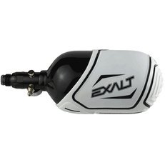 Valken V308073 Bottle Cover Exalt - Fits Sizes 68 Ci, 70 Ci, And 72 Ci - White And Black by Valken