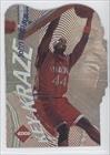 00 (Basketball Card) 1996-97 Collector's Edge - Key Kraze - Die-Cut #22 (1996 Collectors Edge)