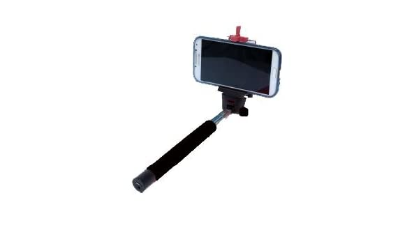 Dot Line DL-0931 Dot line Smart Phone Selfie Extension with Bluetooth Shutter Release Black