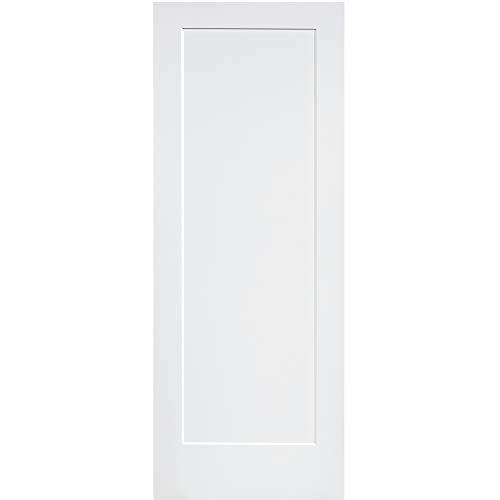 Snavely International 1-Panel Door, White Primed Shaker,snavely international
