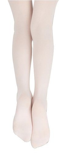 Capezio Big Girls' Hold & Stretch Footed Tight