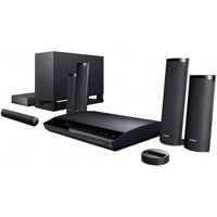 Sony BDV-E780W Blu-Ray Disc Player Home Entertainment System (Black) (Discontinued by Manufacturer) (Sony 3d Entertainment)