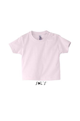 Sol's - Mosquito - Baby T-Shirt, Pale Pink, 06/12 m